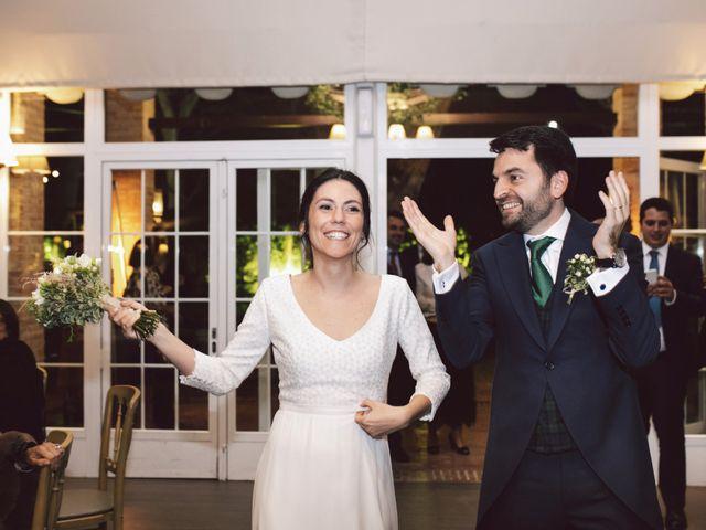 La boda de Blanca y Nacho en Madrid, Madrid 91