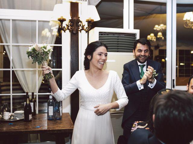 La boda de Blanca y Nacho en Madrid, Madrid 92