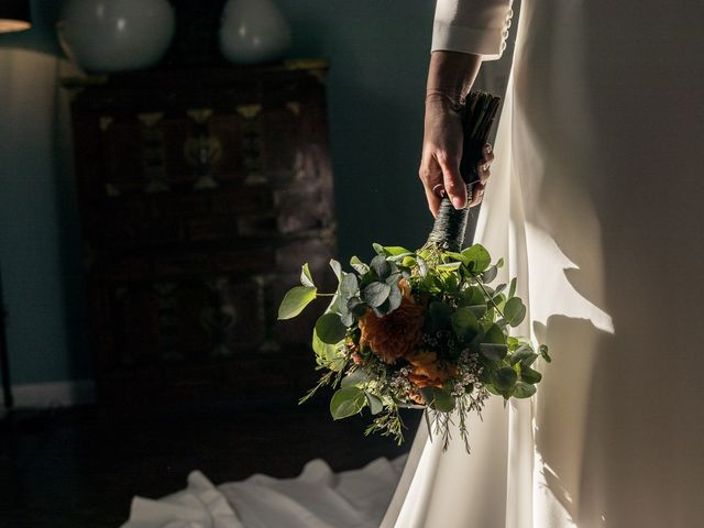 La boda de Sara y Marcos en Torrelodones, Madrid 15