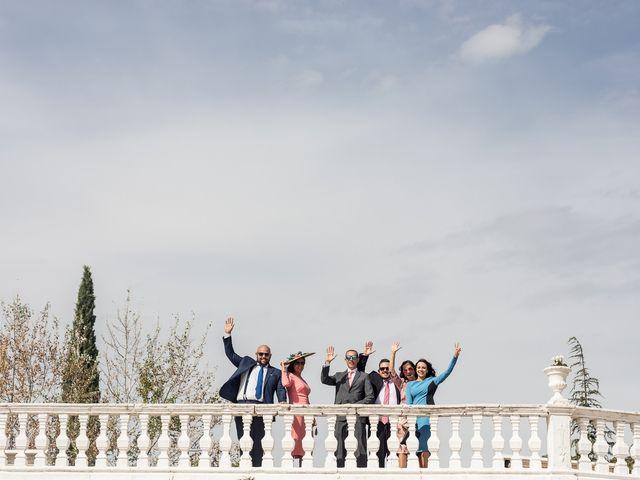 La boda de Sara y Marcos en Torrelodones, Madrid 16