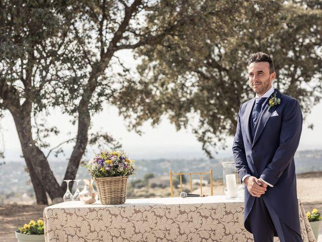 La boda de Sara y Marcos en Torrelodones, Madrid 18