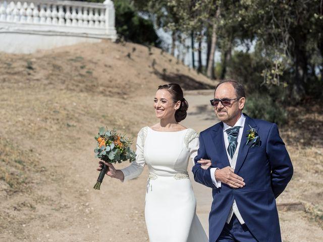 La boda de Sara y Marcos en Torrelodones, Madrid 21