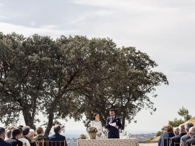 La boda de Sara y Marcos en Torrelodones, Madrid 24
