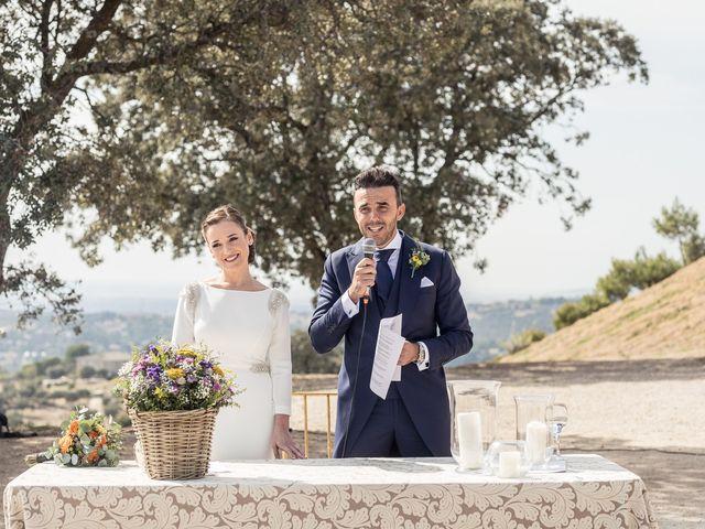 La boda de Sara y Marcos en Torrelodones, Madrid 25