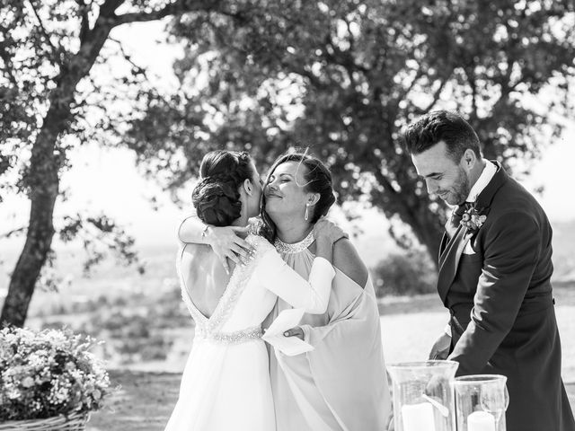 La boda de Sara y Marcos en Torrelodones, Madrid 28