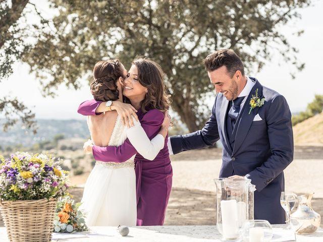 La boda de Sara y Marcos en Torrelodones, Madrid 29