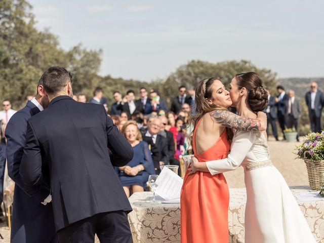 La boda de Sara y Marcos en Torrelodones, Madrid 30