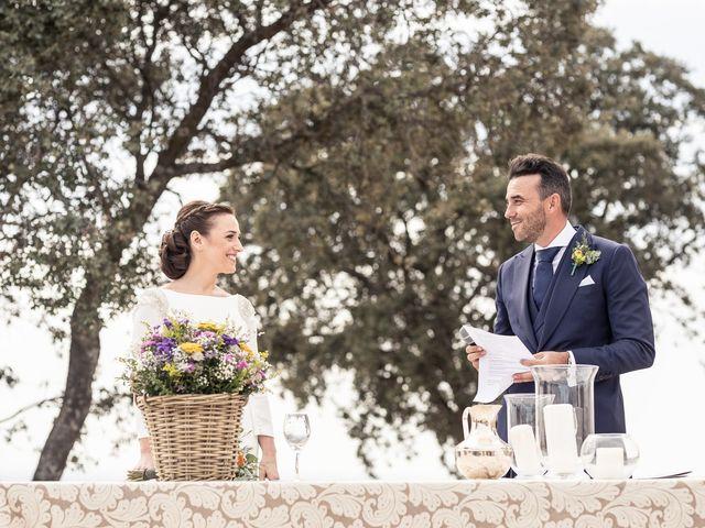 La boda de Sara y Marcos en Torrelodones, Madrid 32