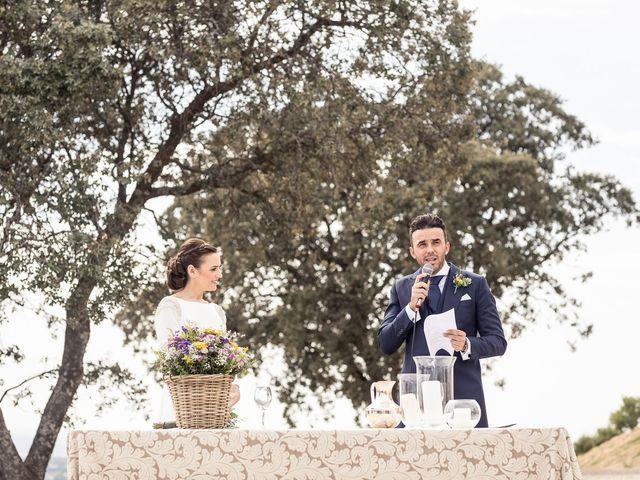 La boda de Sara y Marcos en Torrelodones, Madrid 33