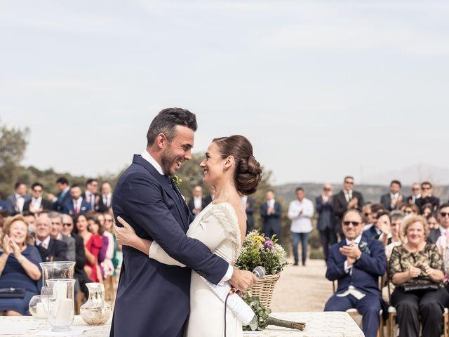 La boda de Sara y Marcos en Torrelodones, Madrid 34