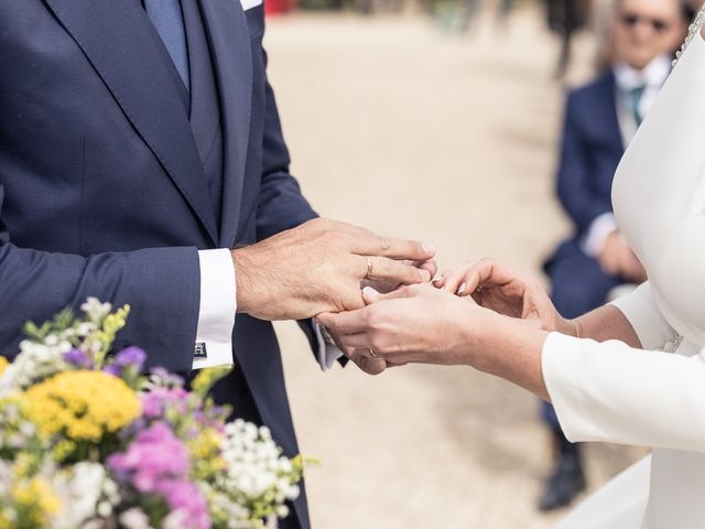 La boda de Sara y Marcos en Torrelodones, Madrid 37