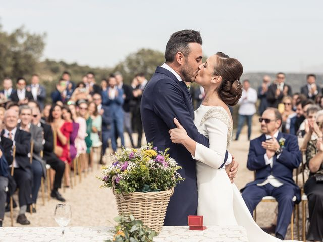 La boda de Sara y Marcos en Torrelodones, Madrid 38