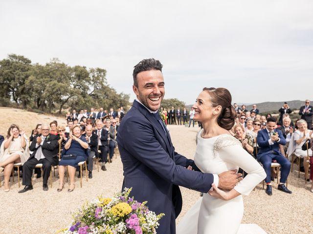 La boda de Sara y Marcos en Torrelodones, Madrid 2