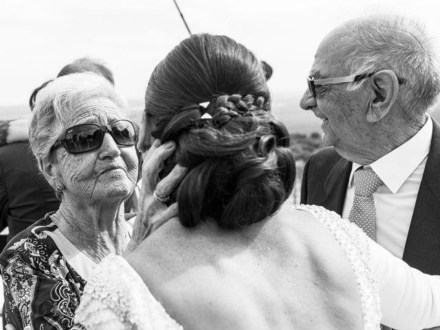 La boda de Sara y Marcos en Torrelodones, Madrid 40
