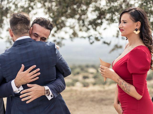 La boda de Sara y Marcos en Torrelodones, Madrid 42