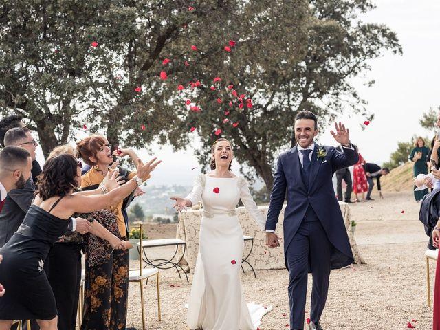 La boda de Sara y Marcos en Torrelodones, Madrid 45