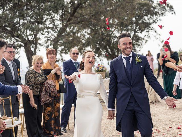 La boda de Sara y Marcos en Torrelodones, Madrid 46