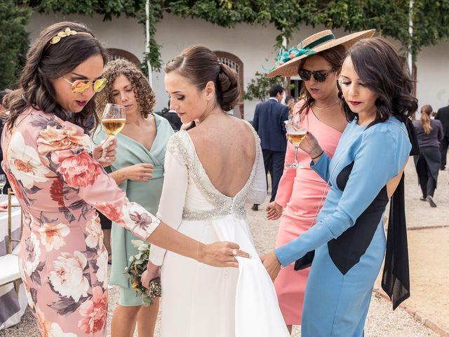 La boda de Sara y Marcos en Torrelodones, Madrid 48