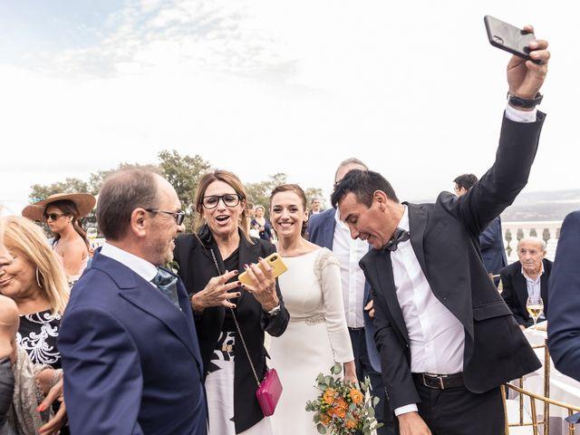 La boda de Sara y Marcos en Torrelodones, Madrid 50