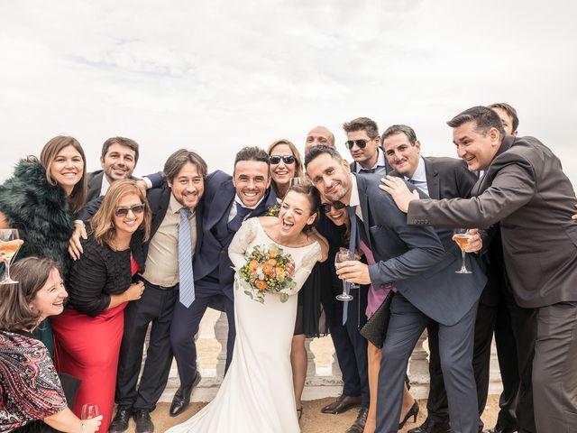 La boda de Sara y Marcos en Torrelodones, Madrid 51