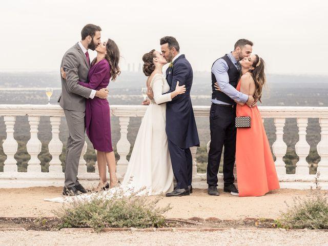 La boda de Sara y Marcos en Torrelodones, Madrid 54