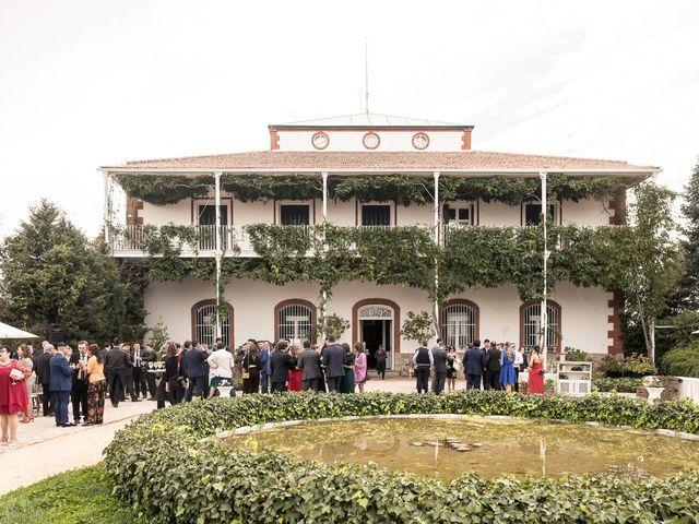 La boda de Sara y Marcos en Torrelodones, Madrid 58