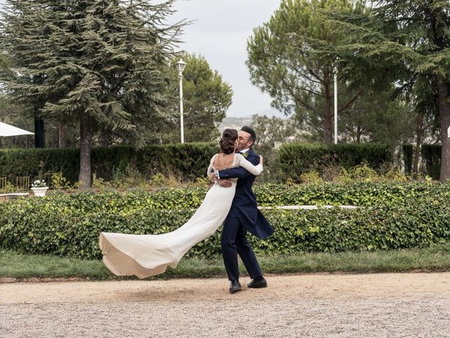 La boda de Sara y Marcos en Torrelodones, Madrid 59