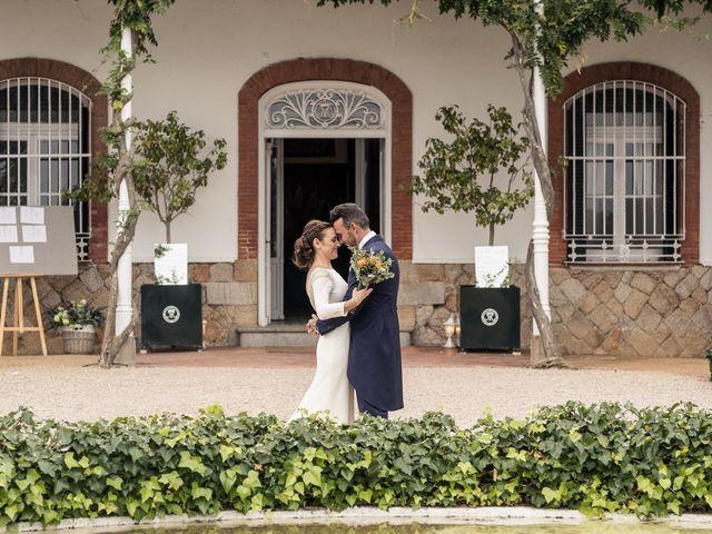 La boda de Sara y Marcos en Torrelodones, Madrid 60
