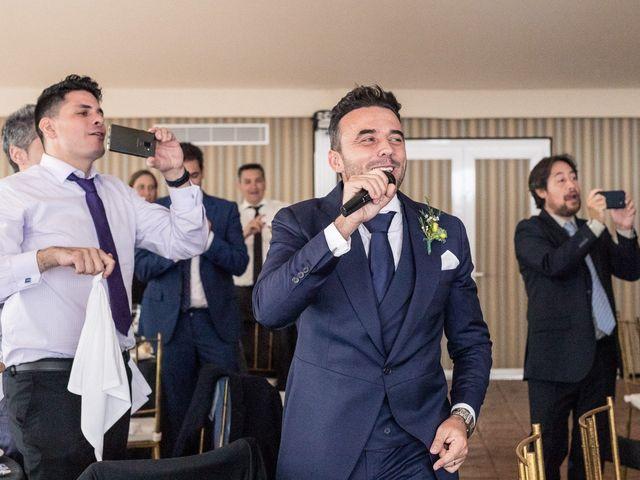La boda de Sara y Marcos en Torrelodones, Madrid 63