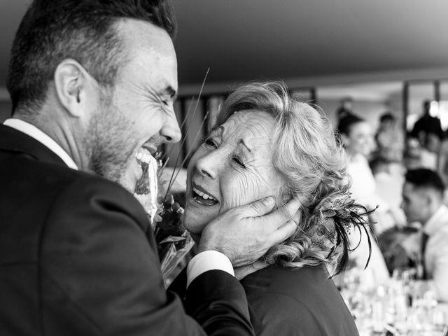 La boda de Sara y Marcos en Torrelodones, Madrid 69