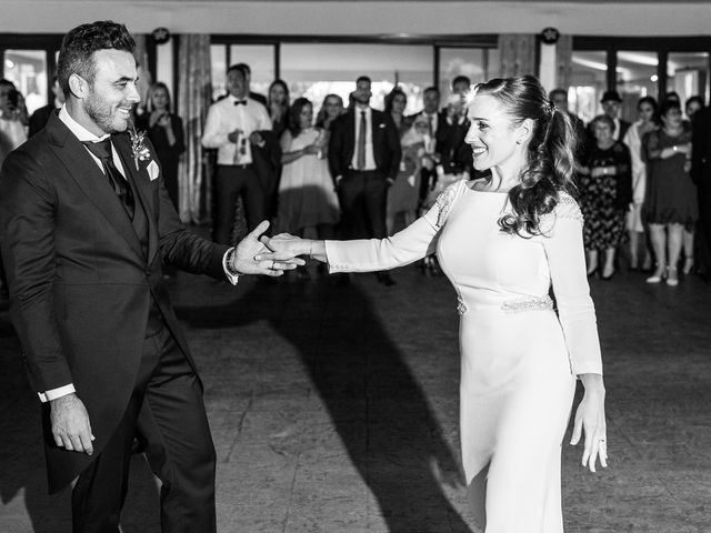 La boda de Sara y Marcos en Torrelodones, Madrid 71