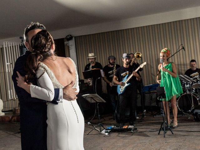 La boda de Sara y Marcos en Torrelodones, Madrid 72