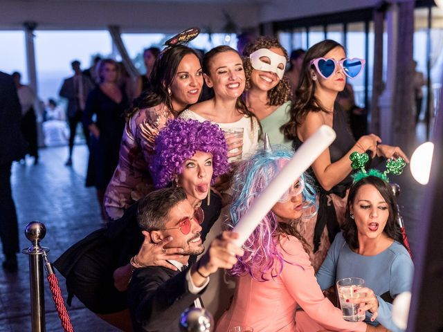 La boda de Sara y Marcos en Torrelodones, Madrid 74