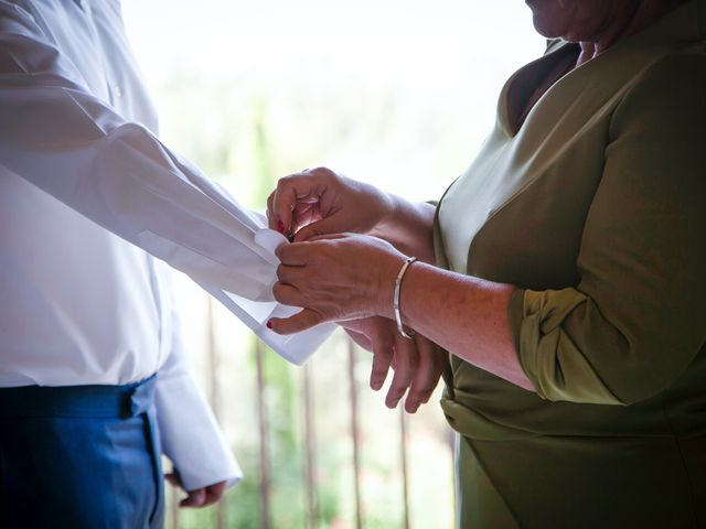 La boda de Tamara y Carlos en Toledo, Toledo 3