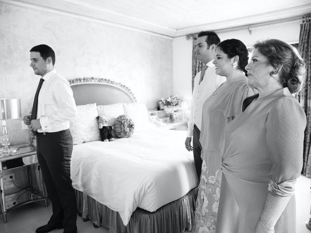 La boda de Tamara y Carlos en Toledo, Toledo 5