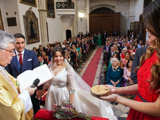La boda de Tamara y Carlos en Toledo, Toledo 45