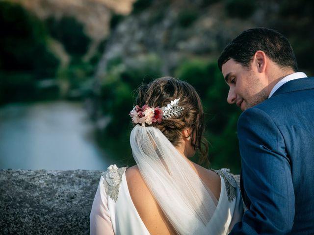 La boda de Tamara y Carlos en Toledo, Toledo 68