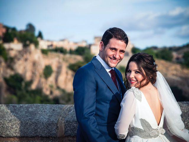 La boda de Tamara y Carlos en Toledo, Toledo 1