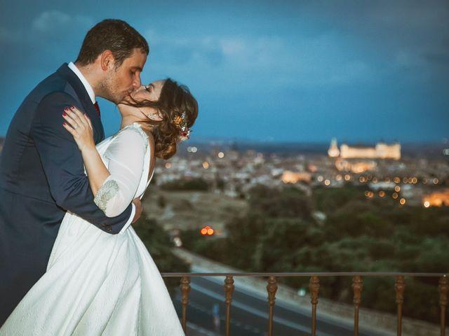 La boda de Tamara y Carlos en Toledo, Toledo 2