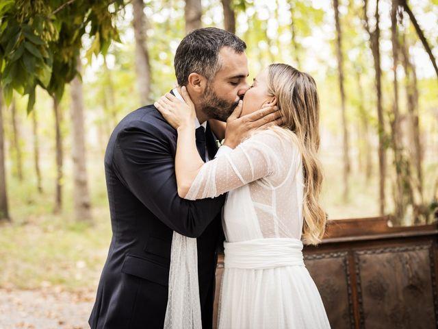 La boda de Manel y Natalia en Sant Pere Pescador, Girona 13