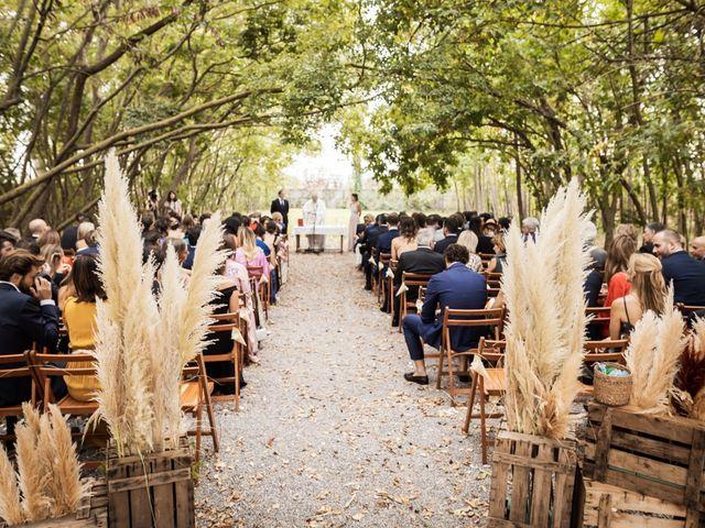 La boda de Manel y Natalia en Sant Pere Pescador, Girona 14