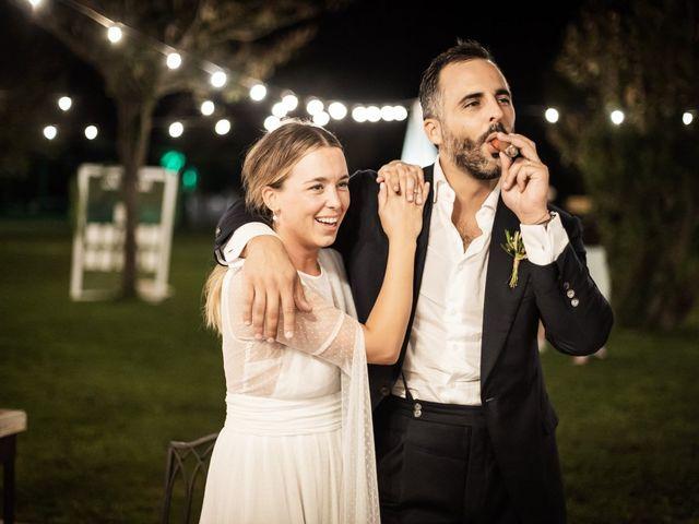 La boda de Manel y Natalia en Sant Pere Pescador, Girona 39