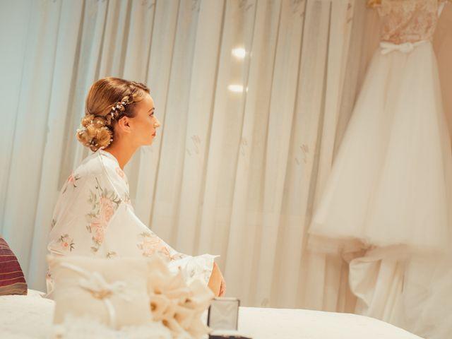 La boda de Adrian y Sheila en Villena, Alicante 1