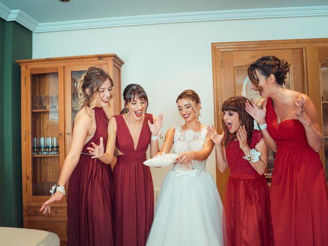 La boda de Adrian y Sheila en Villena, Alicante 4