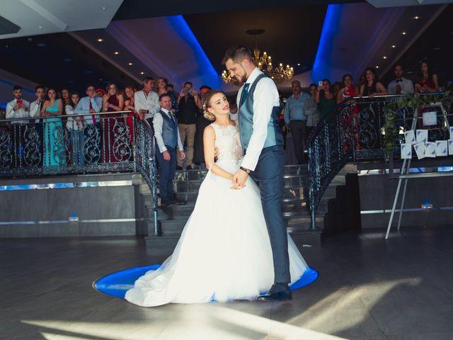 La boda de Adrian y Sheila en Villena, Alicante 27