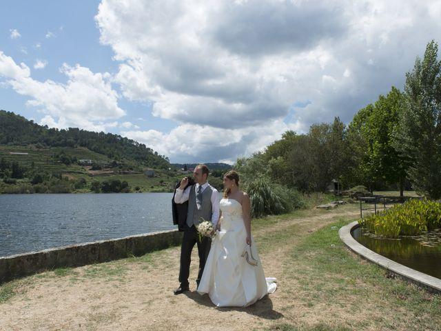 La boda de Ángel y Ana en Xubin, Orense 2