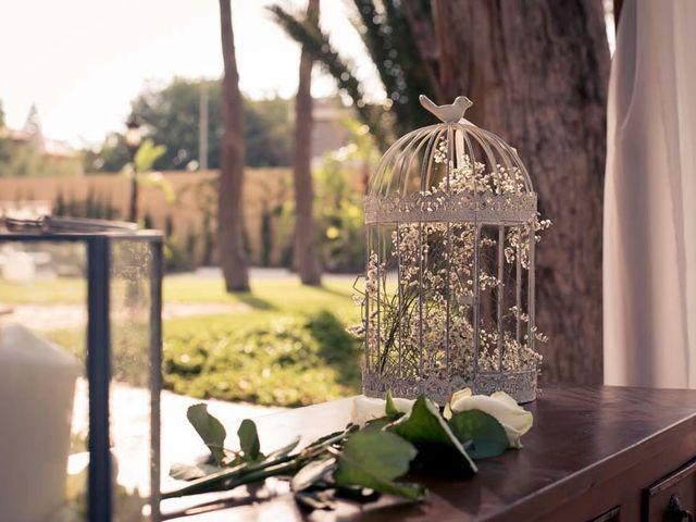 La boda de David y Marina en San Juan De Alicante, Alicante 12