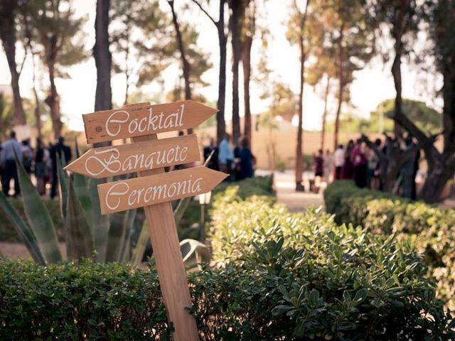 La boda de David y Marina en San Juan De Alicante, Alicante 13