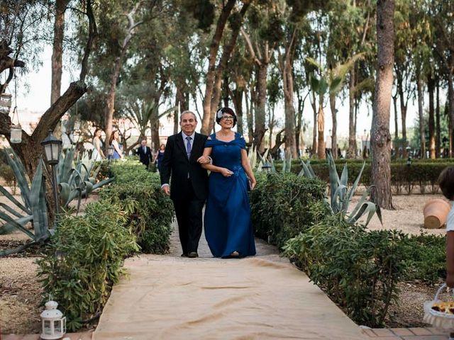 La boda de David y Marina en San Juan De Alicante, Alicante 14