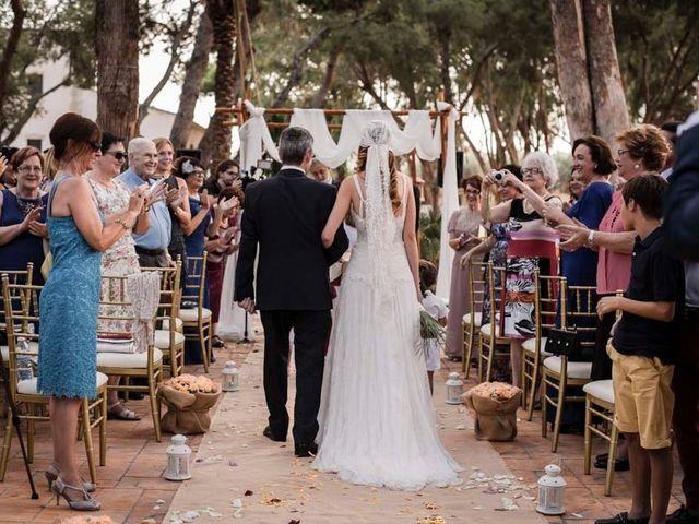 La boda de David y Marina en San Juan De Alicante, Alicante 16